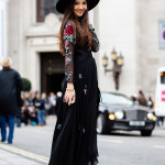 London Fashion Week Day 1