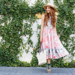 Pastels dress