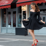 4 black dresses from Ever Pretty