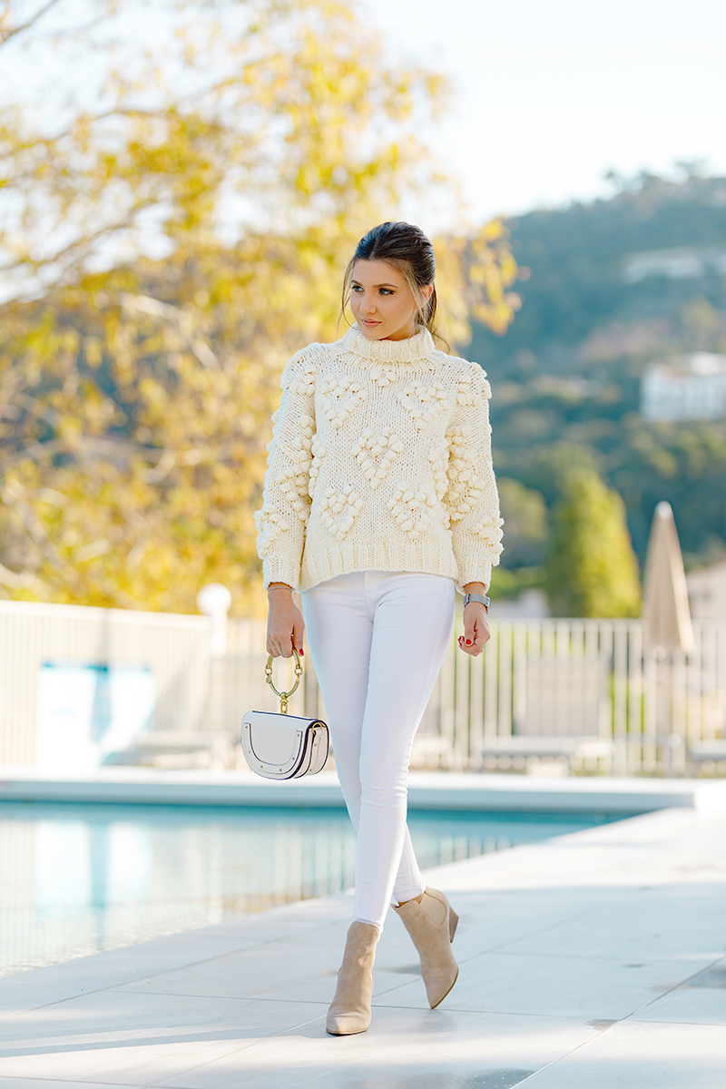 larisa costea, larisa costea blog, the mysterious girl, the mysterious girl blog, fashion blog, blogger, fashion, fashionista, it girl, travel blog, travel, traveler, ootd, lotd, outfit inspiration,look of the day,outfit of the day,what to wear, chicwish,chicwish sweater, fall outfit, fall look, beige sweater, cozy sweater,fluffy sweater, white skinny jeans,zara,kurtmann,kurtmann.ro, kendall and kylie boots, beige suede boots, shopbop, shopbop.com, jessica buurman bag, chloe, ring bag, cannes, boulevard de la croisette, rue d'antibes, france, french riviera, hotel, hotel in cannes, la bastide d'oliveraie, 4 star hotel, cannes city center, cannes port, harbour, travel blogger, cote d'azur