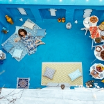 Chefchaouen birthday party