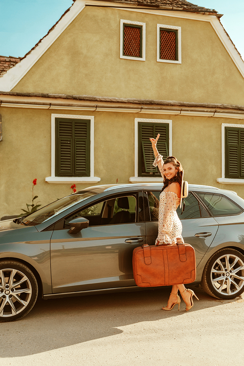 duo,duo rent a car,duo inchirieri masini, inchiriere masina,rent a car romania, otopeni, where to rent a car, best services, est qualiti,road trip, trip,fun, trasylvania, transilvania,biertan, revolve,tularosalabel, tularosa, revolve ambassador, girl that loves cars,seat leon,seta leon fr, seat leon fr 2018,new car, best car, fast car, straw hat, asos, fashionista, outfit of the day, chic look, beaded dress, half up pony, hairstyle, straw basket bag, visit romania,romania frumoasa, romania magica