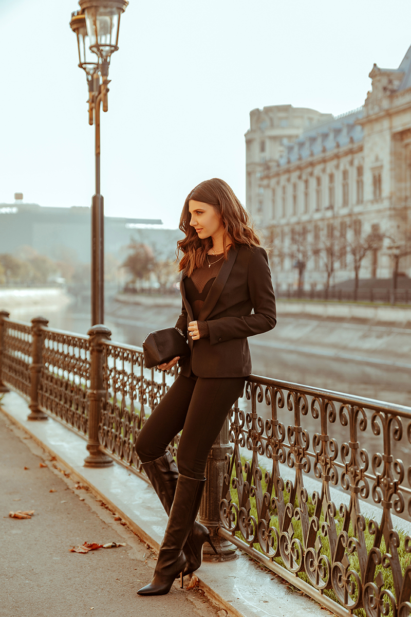 black friday, sales,bug discounts,reduceri, aldo, aldo shoes, aldo crew, black boots, red boots,leopard print boots, biker boots, brogues,patent shoes, how to wear black high boots in three different ways, how to wear, three outfits, tartan skirt, tartan shorts,black tuxedo suit, cagliari, sardinia, sardegna, white sweater,burgundy turlenecu, festive outfit, outfit inspiration, black leather boots,larisa costea,larisa style, larisa falloutfits, fall outfit, winter outfit,ootd