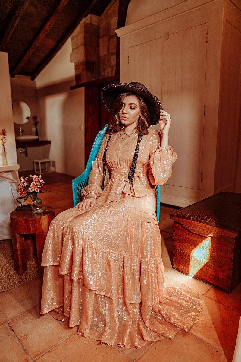 larisa costea, larisa costea blog, tenerife, las casa del caino real, canaria, canarias, XVII century, hacienda, casitas, quiet place, best hotels, best destination, best location, holiday 2020, vacation, boho, boho style, boho dress, sundress, estelle dress, estelle matbella tan dres, shimmer, tan, sensi studio hat, straw hat, kayu bga, straw bag, handmade, straw slippers, slides, revolve, shopbop, best place in tenerife, where to stay in tenerife, ootd, outft inspiration, summer dress, holiday outfit, summer ootd