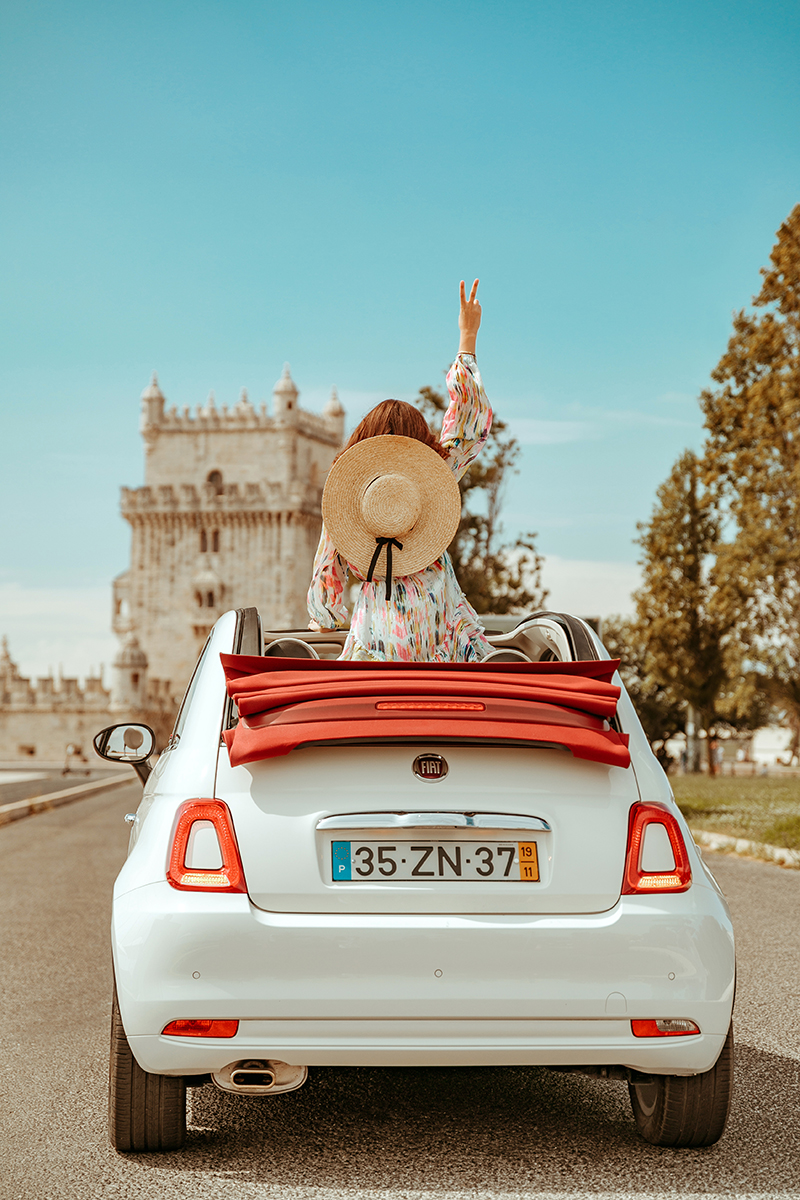 larisa costea, larisa costea blog, larisa in portugal, traveler, travel blog, travelling 2020, road trip, rental, car rental, portugal, lisbon, costa nova, guincho, porto, hertz portugal, aluguer, Hertz Aluguer de Automóveis, fiat 500, foat 500 convertible, cool, pictures, summer vacation, best destination, travel inspiration, travel tips, travel pictures, car travel pictures, wanderlust, fall trip, fall gataway