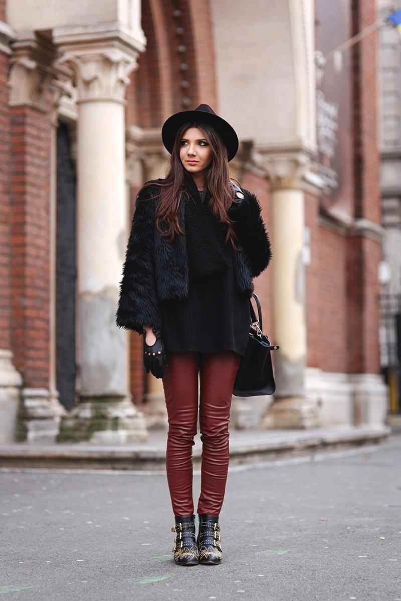 d6a3f0d528 Burgundy leather – Larisa Costea