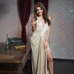 5 dresses on Christmas day
