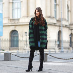 Green plaid