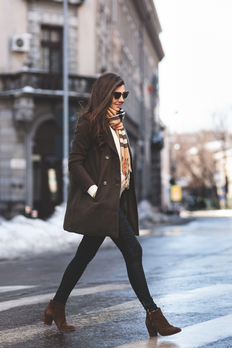 2b1d189c1d Army green and plaid – Larisa Costea