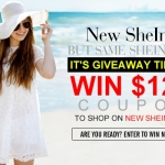 Shein summer giveaway