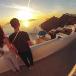 Santorini perfect trip