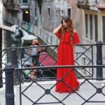 Red in Venice