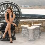 Anna Cori in Mykonos