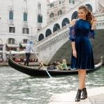 Alisa Pan in Venice