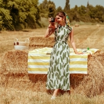 Picnic in the fields