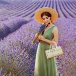 For Ever Pretty Lavender